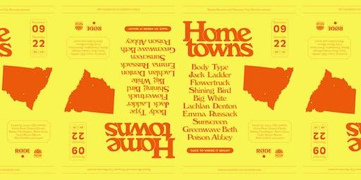 Hometowns   Sydney with Flowertruck, Big White, Greta Now and Chakra Efendi