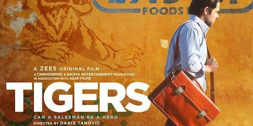 Tigers Fundraising Film Night QEHKL