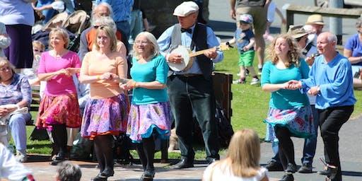 Cleckheaton Folk Festival