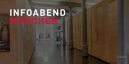 Infoabend AMD Akademie Mode & Design München