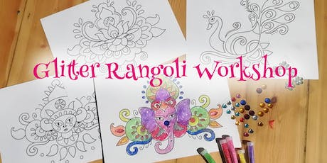 Rangoli patterns Workshop tickets