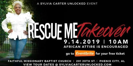 Rescue Me Takeover at Bethlehem Baptist Church