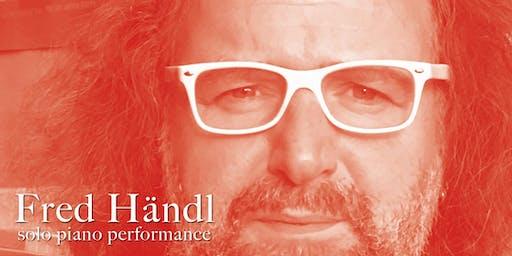 Fred Händl - solo piano