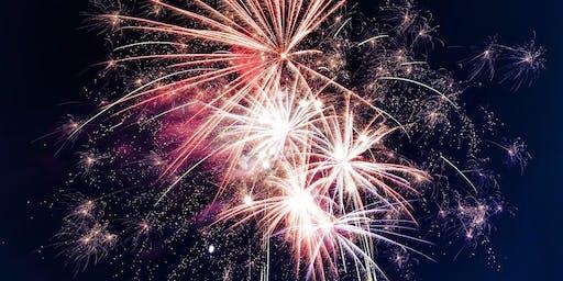 Bayards Hill Fireworks Display 2019