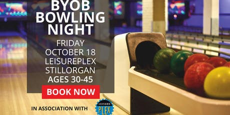 SINGLES BOWLING NIGHT Ages 30-45 tickets