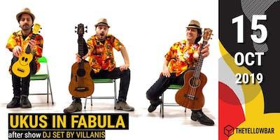 Ukus in Fabula - The Yellow Bar