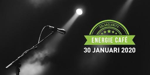 Energie Café - 100 % Hernieuwbare Energie: Kansen voor 2020