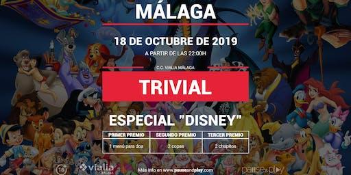 Trivial Especial Disney en Pause&Play Vialia Málaga