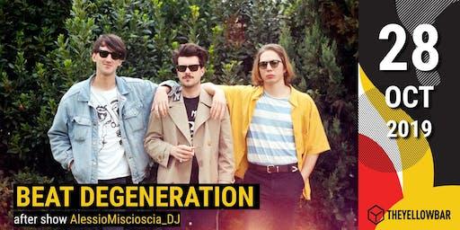 Beat Degeneration - The Yellow Bar