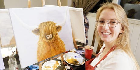Hamish Brush Party - Thame tickets