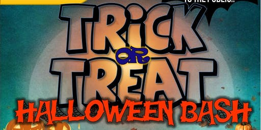 Trick or Treat Halloween Bash