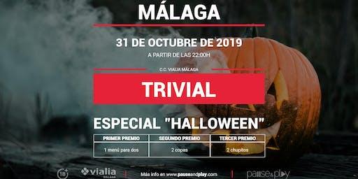 Trivial Especial Halloween en Pause&Play Vialia Málaga