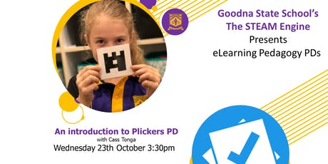 The STEAM Engine Presents An introduction to Plickers tickets