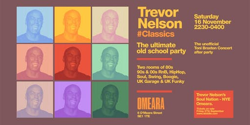 Trevor Nelson's Classics