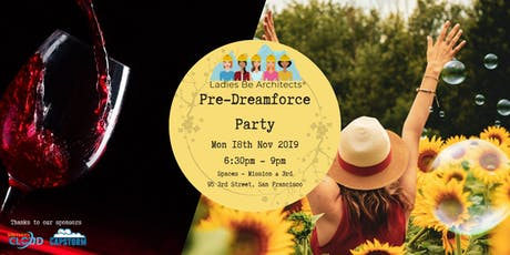 Ladies Be Architects' Pre-Dreamforce 2019 Fundraiser tickets