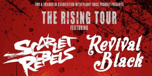Scarlet Rebels & Revival Black