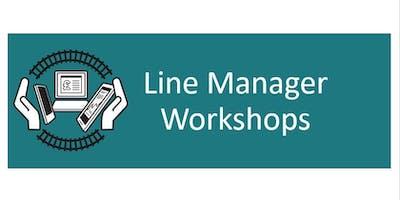 Line Manager Workshop - Birmingham - Managing Poor Performance