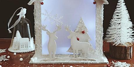 Christmas Light Up Shadow Box tickets