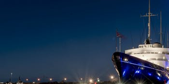 A Celebration of Burns Night  Aboard the Royal Yacht Britannia with overnight stay - 24th January