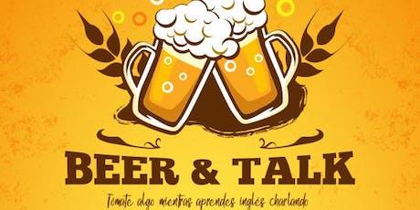 Beer & Talk entradas