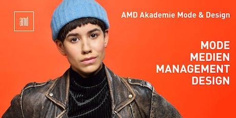 Creative Campus AMD Akademie Mode & Design Tickets
