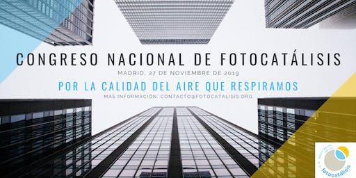 Congreso Nacional de Fotocatálisis