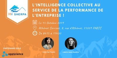 L'intelligence collective au service de la performance de l'entreprise