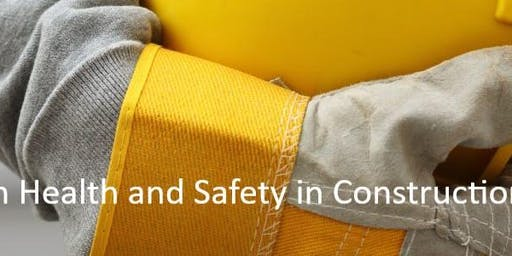 Level 1 Award in Health & Safety in the Construction Environment