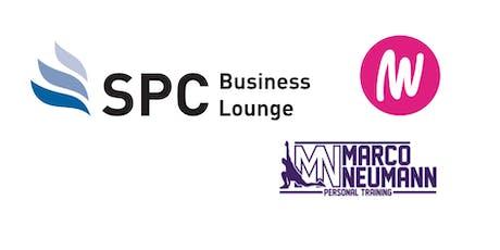 """Business Lounge """"Unternehmensgesundheit"""" Tickets"""