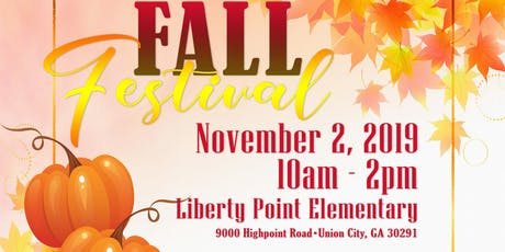 LPES Fall Festival 2019 tickets