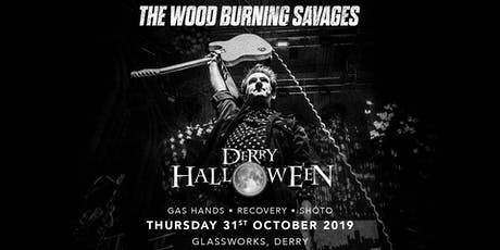 The Wood Burning Savages & Guests tickets
