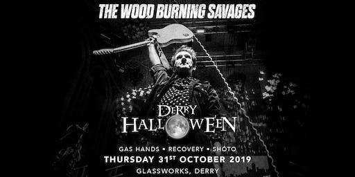 The Wood Burning Savages & Guests