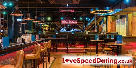 Speed Dating Singles Evening Ages Under 40's  tickets