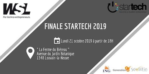 Finale StarTech - Lundi 21 octobre 2019