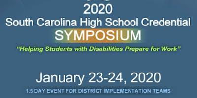 2020 South Carolina High School Credential Symposium