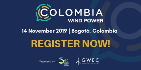 Colombia Wind Power 2019 entradas