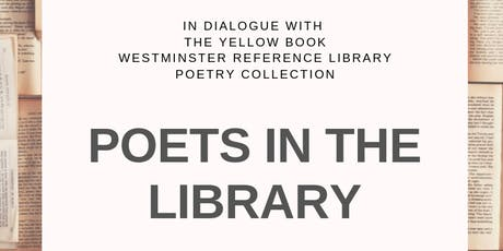 Poets in the Library tickets