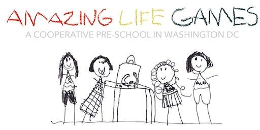 Amazing Life Games Preschool Tour 2019/2020