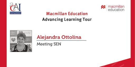 """""""Meeting SEN"""" in Santa Fe with Alejandra Ottolina"""