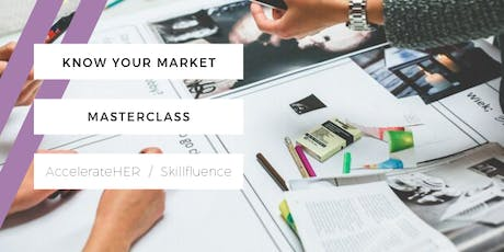 Know Your Market Masterclass tickets