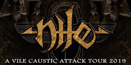 Nile with guests Terrorizer tickets