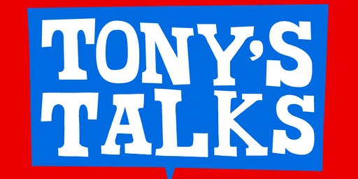 Tony's Talk at Home x People Champion Kristel