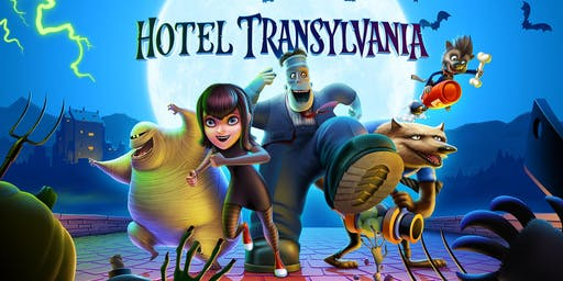 Community Cinema Presents...Hotel Transylvania - Autism Friendly