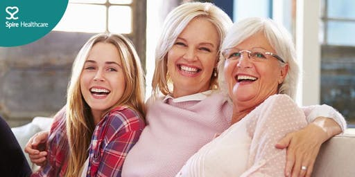 Information event on the tricky menopause