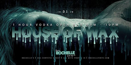 House of Wax at Rochelle's tickets