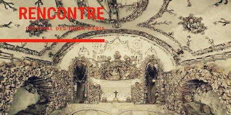 Les morts nous parlent / #Festival des idées Paris billets