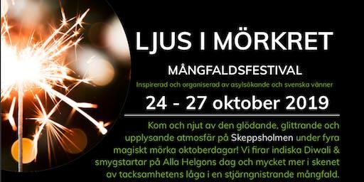 Ljus i mörkret - Mångfaldsfestival