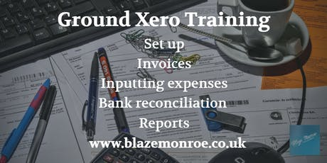 Ground Xero Training tickets