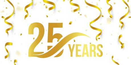 25th Anniversary Gala and Fundraiser tickets