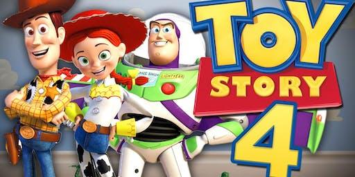 Community Cinema Presents...Toy Story 4